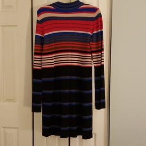 Express sweater dress. Size L
